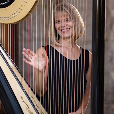 Kerstin Allvin Harpist
